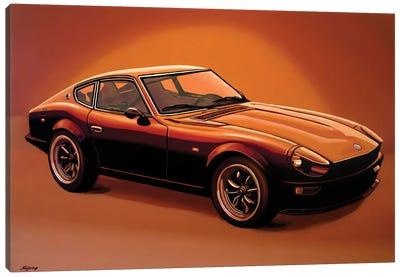 Datsun 240Z 1970 Canvas Art Print