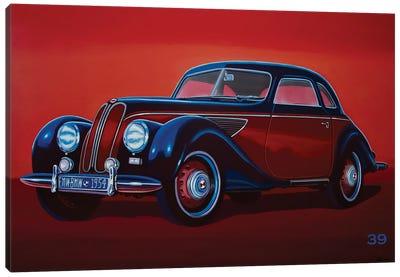 EMW BMW 1951 Canvas Art Print
