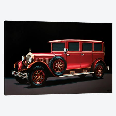 Mercedes Benz Typ 300 Pullman Limousine 1926 Canvas Print #PME202} by Paul Meijering Canvas Art Print