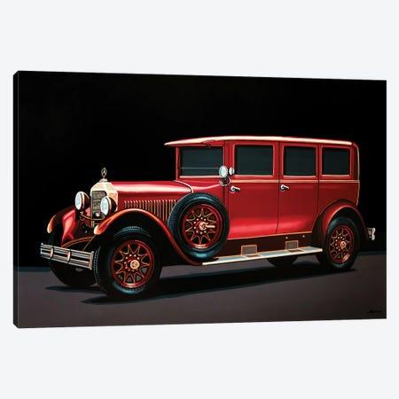 Mercedes Benz Typ 300 Pullman Limousine 1926 Canvas Print #PME202} by Paul Meijering Canvas Art Print