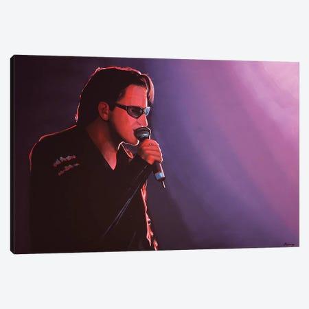 Bono Canvas Print #PME26} by Paul Meijering Canvas Artwork
