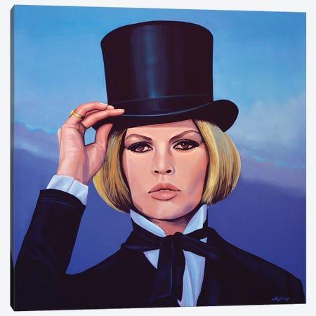 Brigitte Bardot II Canvas Print #PME29} by Paul Meijering Canvas Print
