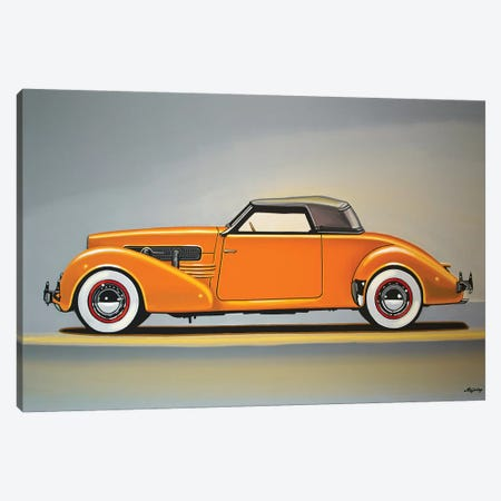 Cord 810 Canvas Print #PME46} by Paul Meijering Canvas Art