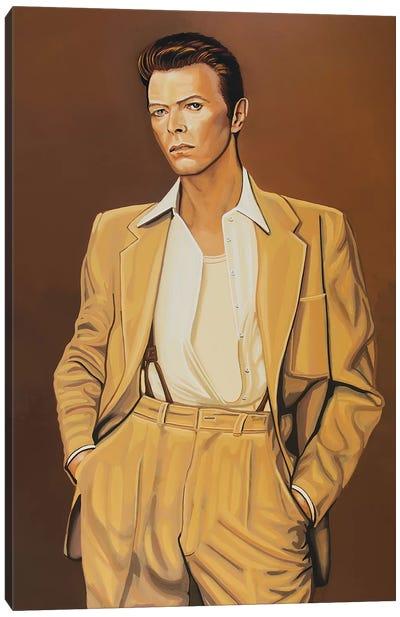 David Bowie IV Canvas Art Print