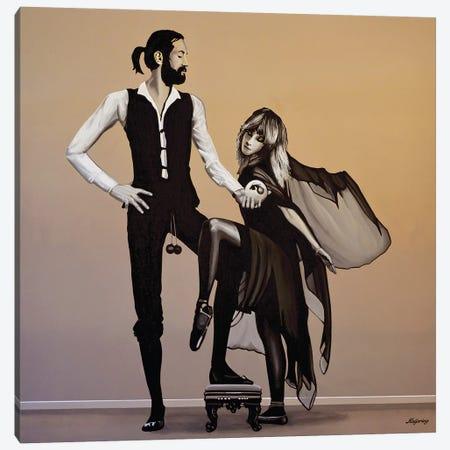 Fleetwood Mac Rumours Canvas Print #PME63} by Paul Meijering Canvas Print