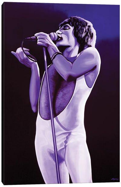 Freddie Mercury IV Canvas Art Print