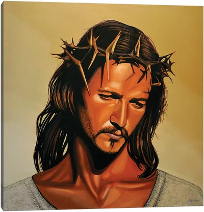 Jesus Christ Ted Neeley Canvas Art Print