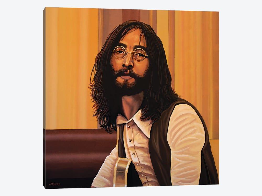John Lennon Imagine by Paul Meijering 1-piece Canvas Art
