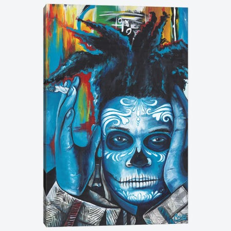 Radiant Child Canvas Print #PMF20} by The Poet Mr. Fab Canvas Art