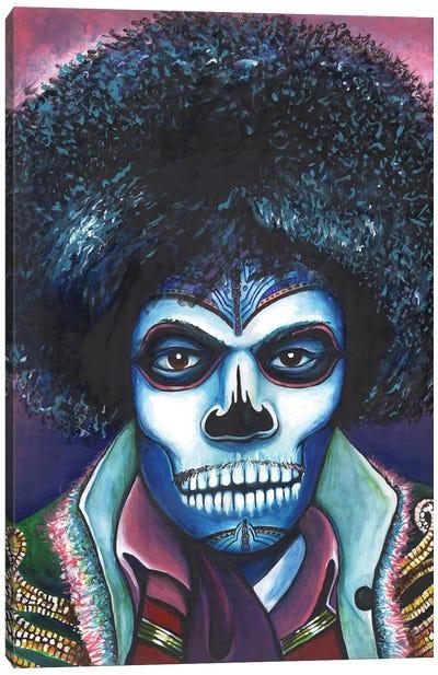 Tinted Gaze Canvas Art Print