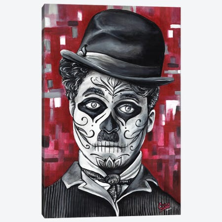 Idividual Uniquities Canvas Print #PMF28} by The Poet Mr. Fab Canvas Art