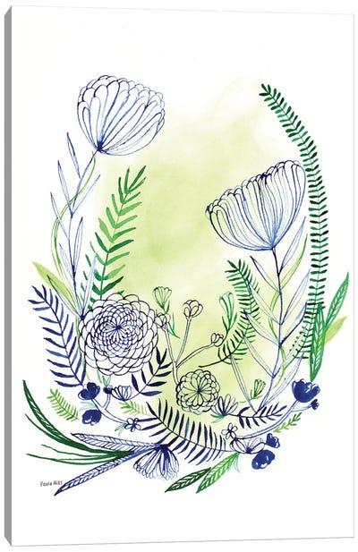 Find Joy I Canvas Art Print