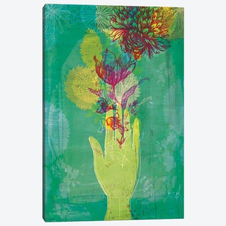 Gift Canvas Print #PMI19} by Sweet William Canvas Artwork