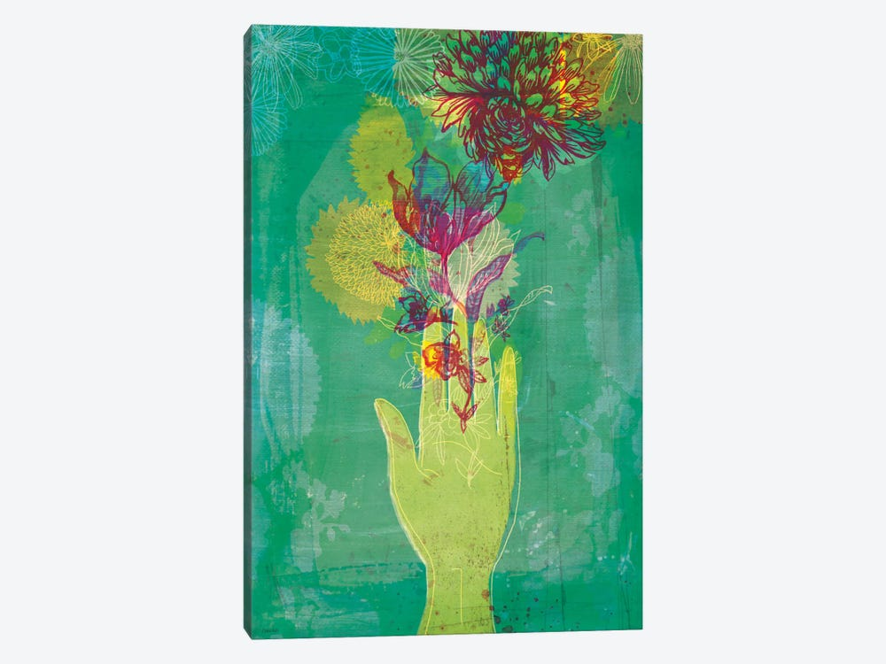 Gift by Sweet William 1-piece Canvas Art Print