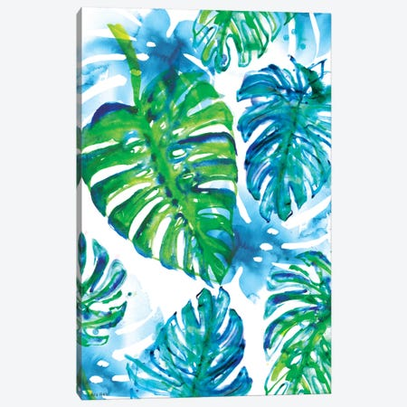 Jungle Print Canvas Print #PMI23} by Sweet William Art Print