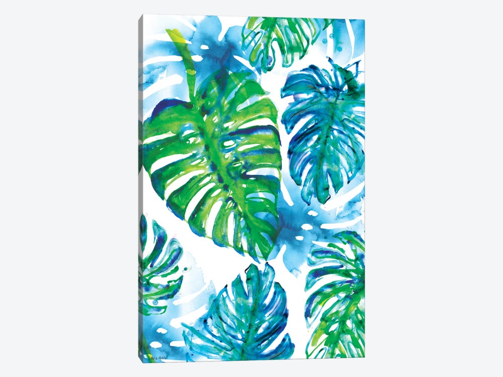 Jungle Print by Sweet William 1-piece Canvas Artwork