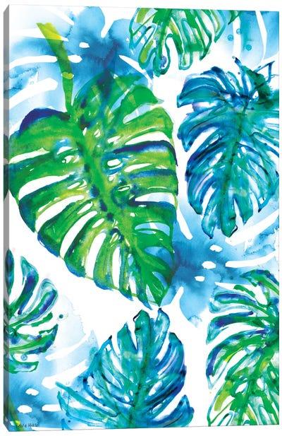 Jungle Print Canvas Art Print
