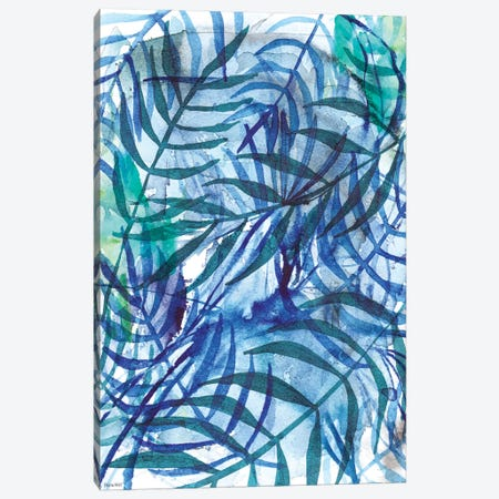 Nature In Blue III Canvas Print #PMI30} by Sweet William Canvas Art