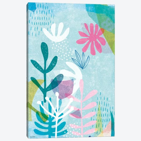 Organic Shapes I Canvas Print #PMI31} by Sweet William Canvas Art