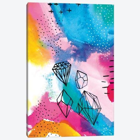 Shine Bright I Canvas Print #PMI39} by Sweet William Canvas Wall Art