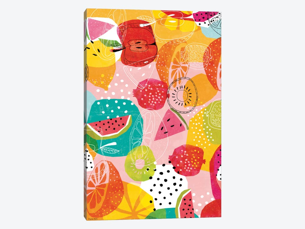 Summertime by Sweet William 1-piece Canvas Artwork