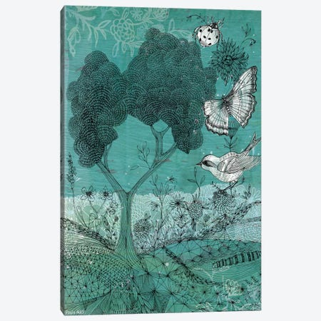 Wilderness Canvas Print #PMI45} by Sweet William Canvas Art