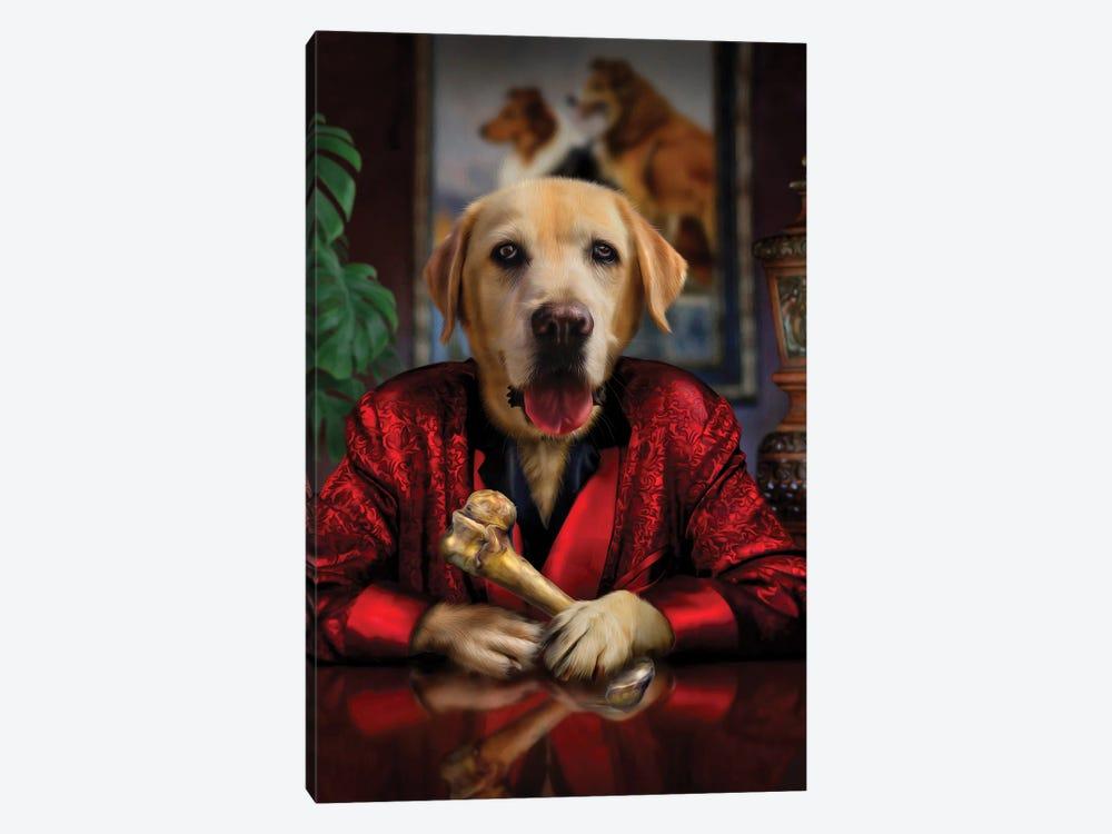 Riley by Pompous Pets 1-piece Canvas Art