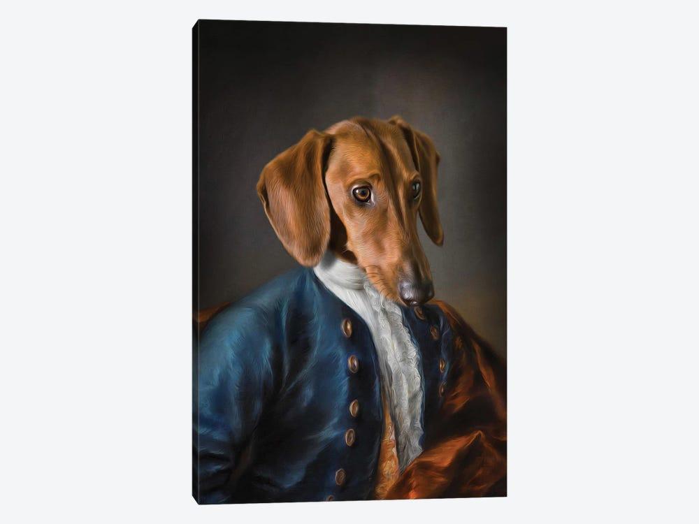 Ruben by Pompous Pets 1-piece Art Print