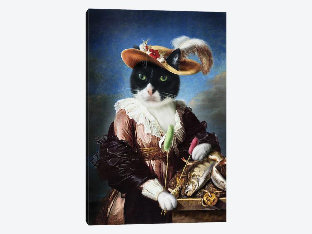 Batters by Pompous Pets 1-piece Canvas Art Print