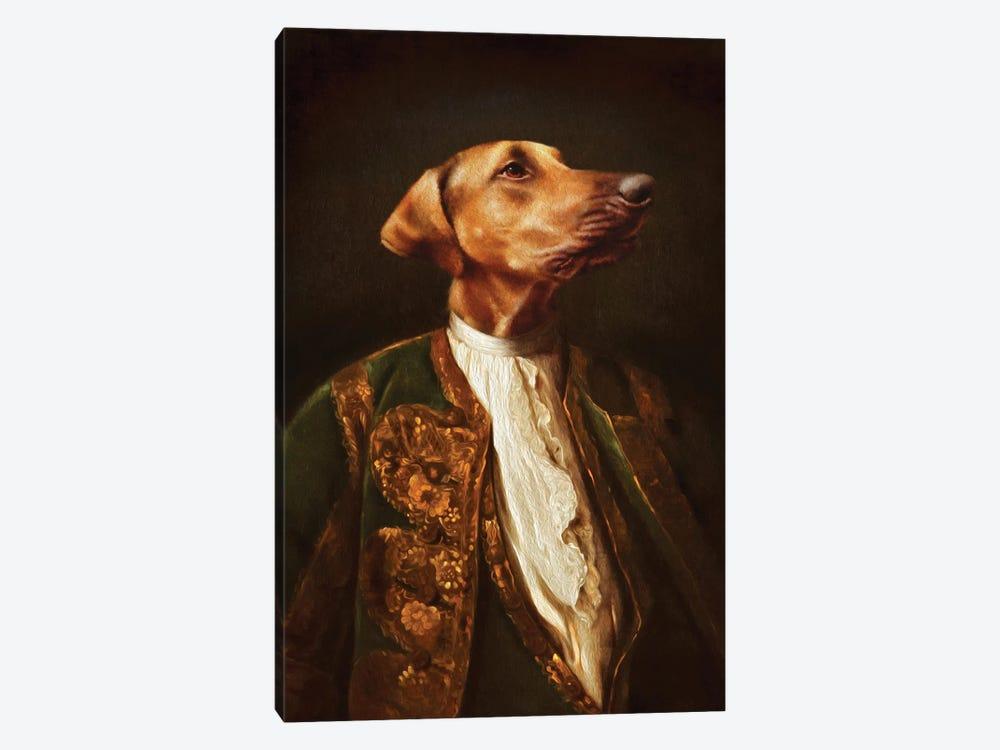 Scrappy by Pompous Pets 1-piece Art Print
