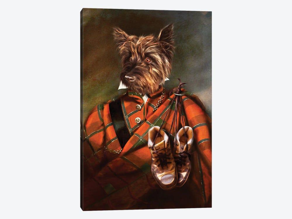 Tales by Pompous Pets 1-piece Canvas Art Print