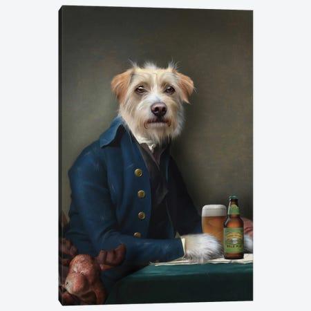 Vice President Canvas Print #PMP126} by Pompous Pets Canvas Art