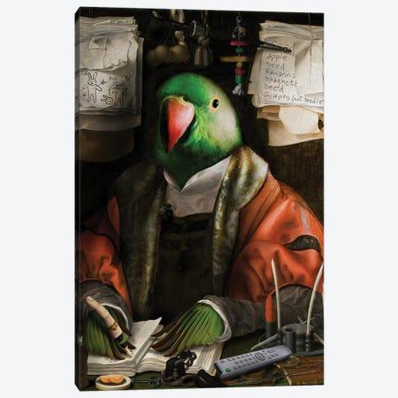Lenny Canvas Print #PMP12} by Pompous Pets Canvas Print