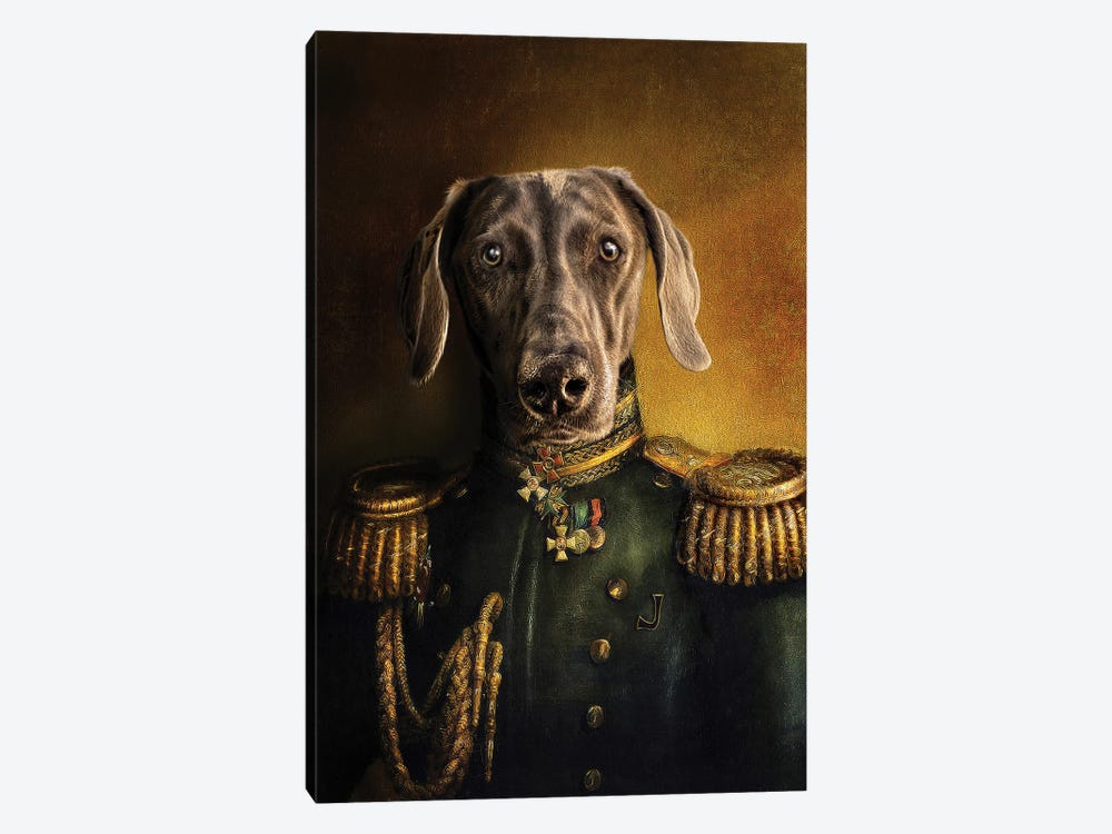 Bobby by Pompous Pets 1-piece Art Print