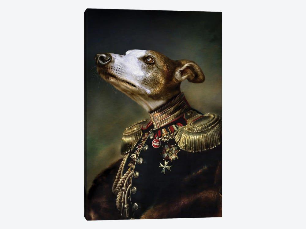 Bones by Pompous Pets 1-piece Art Print