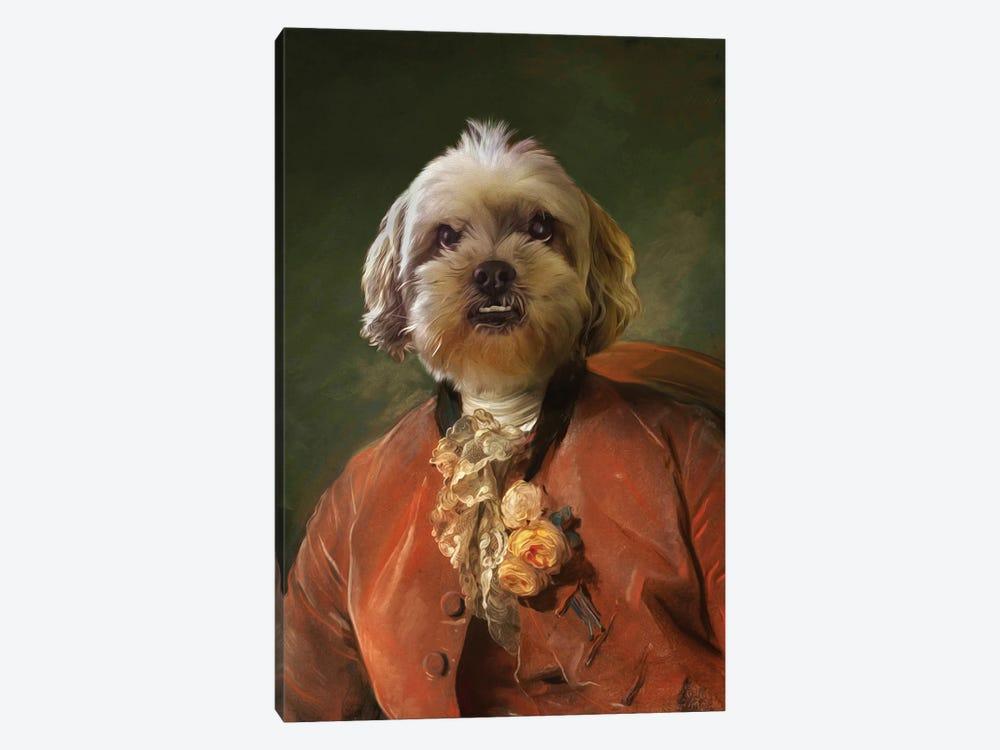 Bobo by Pompous Pets 1-piece Canvas Print