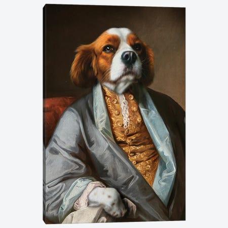 Buddy Canvas Print #PMP22} by Pompous Pets Canvas Art