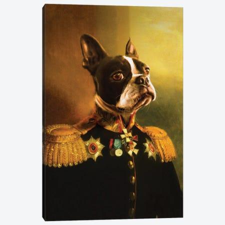 Cookie Canvas Print #PMP30} by Pompous Pets Canvas Print