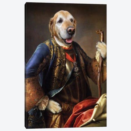 Dazzle Canvas Print #PMP31} by Pompous Pets Art Print