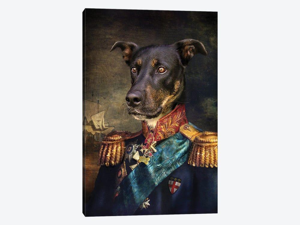 Arlo by Pompous Pets 1-piece Art Print