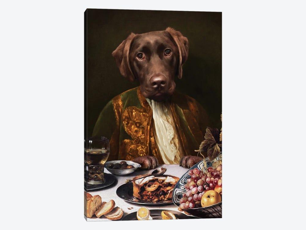 Humphrey by Pompous Pets 1-piece Canvas Art