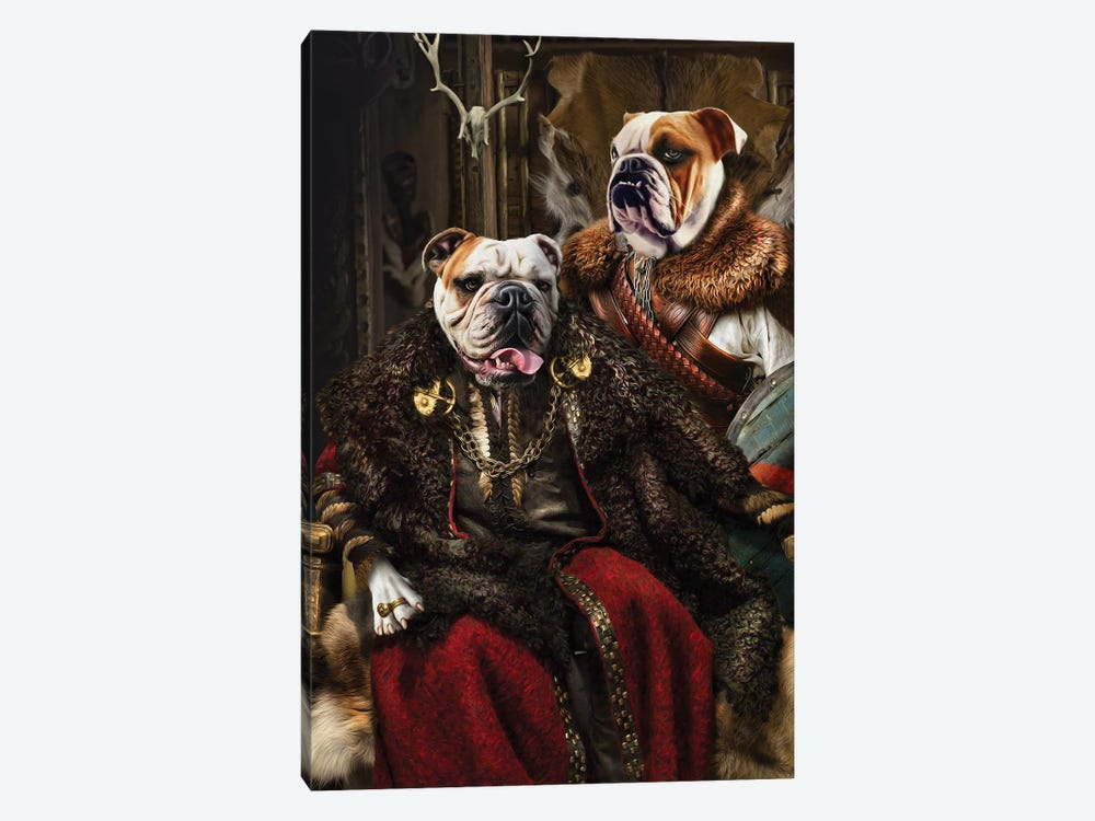 NAS by Pompous Pets 1-piece Canvas Artwork