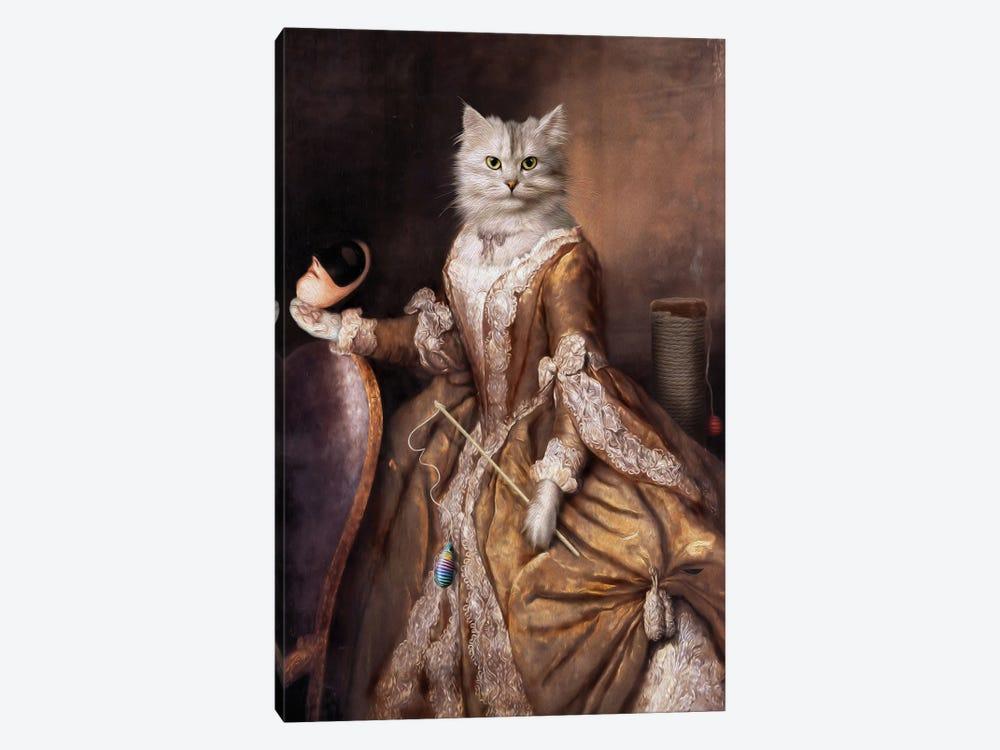 Pussy by Pompous Pets 1-piece Art Print