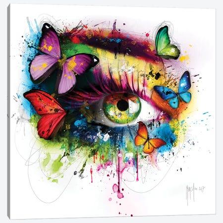 Le Miroir De L'ame Canvas Print #PMU102} by Patrice Murciano Art Print