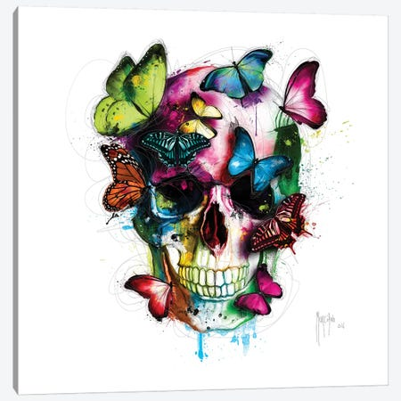 Les Couleurs De L'ame I Canvas Print #PMU104} by Patrice Murciano Canvas Art
