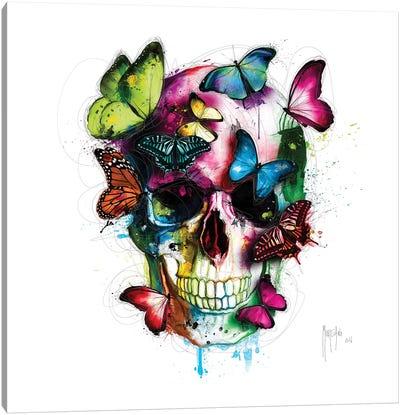 Les Couleurs De L'ame I Canvas Art Print