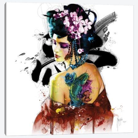 Memoirs Of A Geisha Canvas Print #PMU109} by Patrice Murciano Canvas Art Print