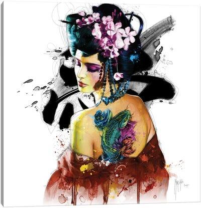Memoirs Of A Geisha Canvas Art Print
