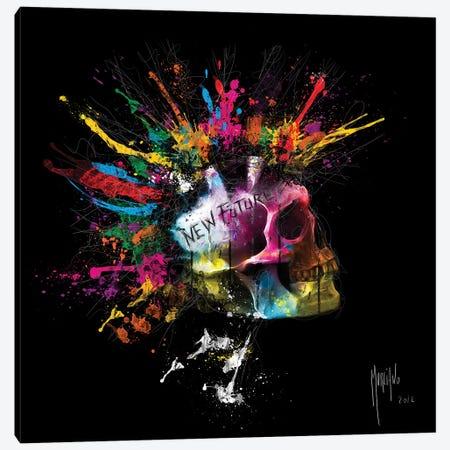 New Future Canvas Print #PMU111} by Patrice Murciano Canvas Artwork