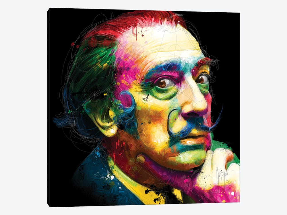 Dali by Patrice Murciano 1-piece Canvas Artwork